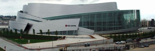 Bok Center - Tulsa