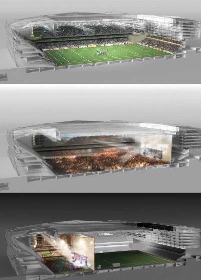 Configurations Arena 92