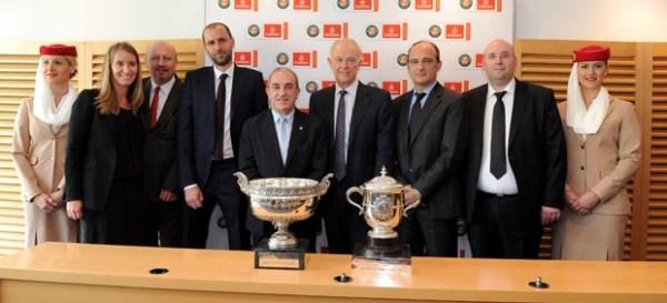 FFT - Emirates - Roland Garros