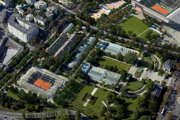 Nouveau Roland Garros