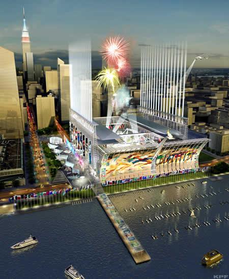 NYC2012 - Olympic Stadium