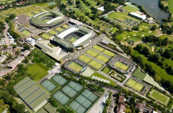 Plan de Wimbledon 2020