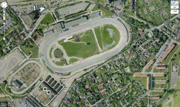 Stade Olympique potentiel - Oslo 2022