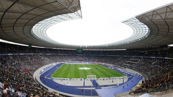 Olympiastadion - Getty Images