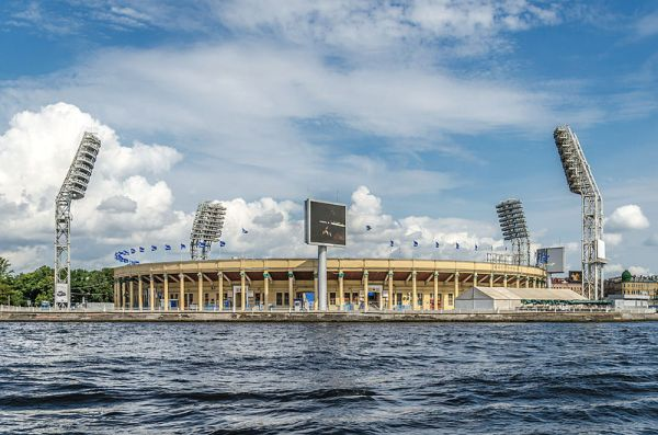 Stade Petrovskiy - Saint-Petersbourg