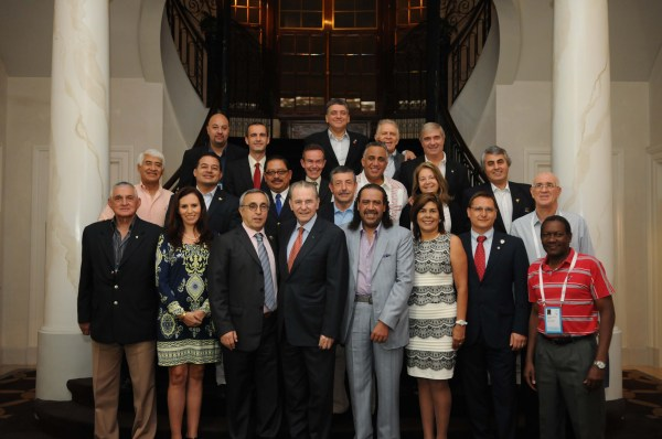 Madrid 2020 - ACNO 2013 - photographie officielle