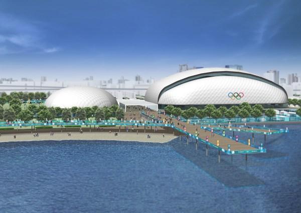 23 - Centre Aquatique de Natation - Arena de Water-Polo