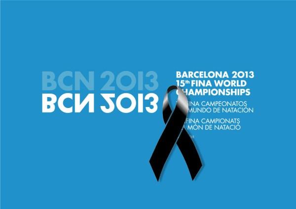 BCN 2013 - hommage aux victimes de Saint Jacques de Compostelle
