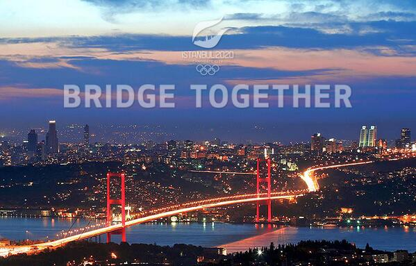 Istanbul 2020 - BridgeTogether