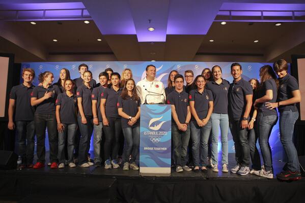 Istanbul 2020 - jeunes ambassadeurs de la candidature