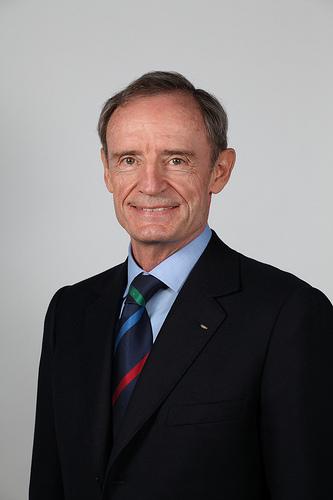 Mr. Jean-Claude Killy IOC member (FRA)
