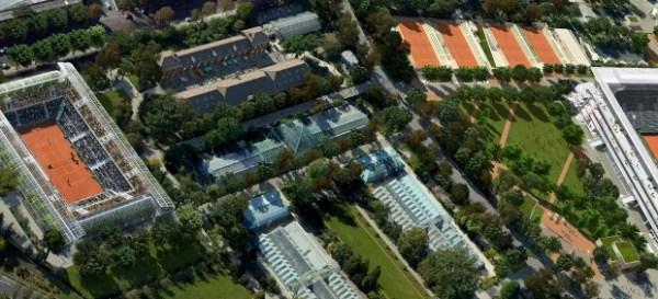 Roland Garros - serres d'Auteuil