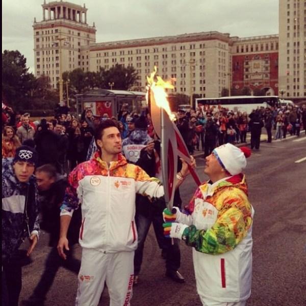 Dima Bilan - torche