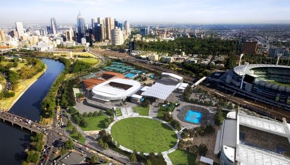 Melbourne Olympic Park