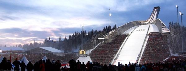 Oslo-Holmenkollen