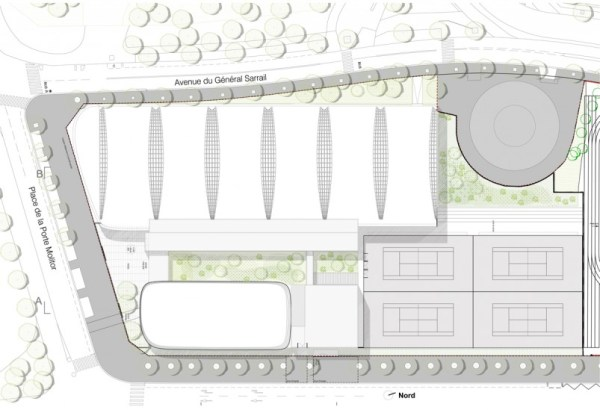 Projet CNE - Mimram - plan