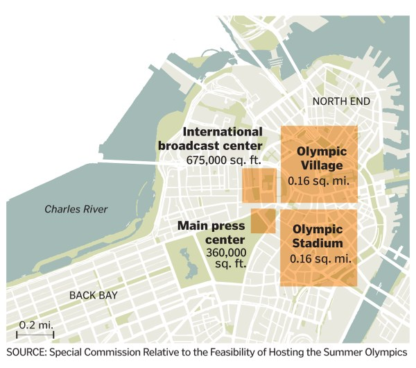 Carte - Boston 2024
