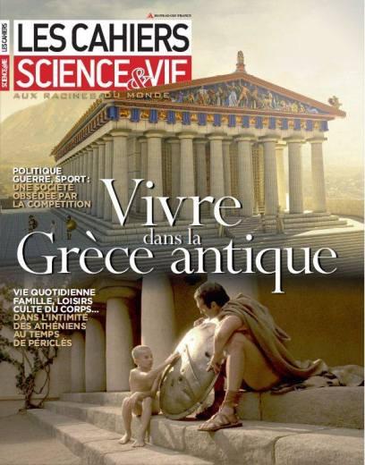Cahiers de Science et Vie - Grèce Antique