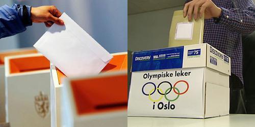 Oslo - référendum