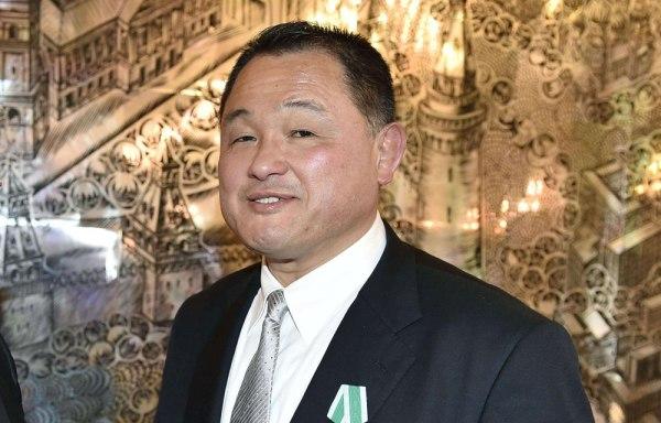 Yasuhiro Yamashita - SIPA