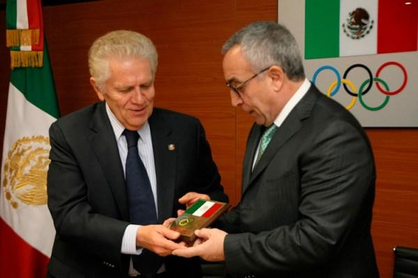 Carlos PADILLA BECERRA et Alejandro BLANCO