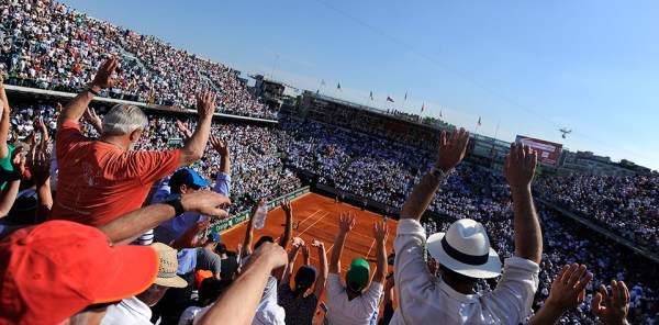 Roland Garros - Coupe Davis 2014