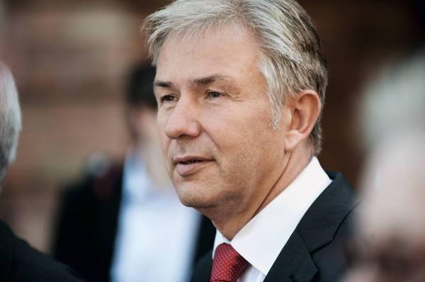 Klaus Wowereit - Maire de Berlin