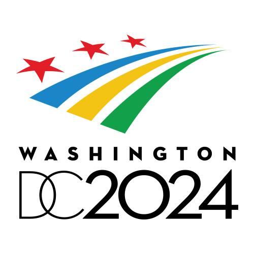 Washington DC 2024 - Logo