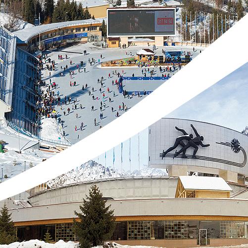 Almaty 2022 - Medeu