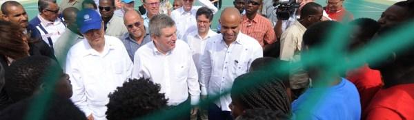 CIO - Haïti