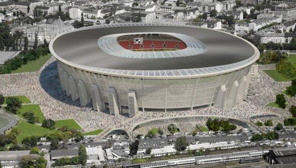 Budapest - nouveau Stade National