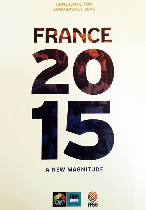 France Euro2015 de basketball