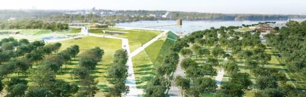 Paris 2024 - Base nautique de Vaires-sur-Marne