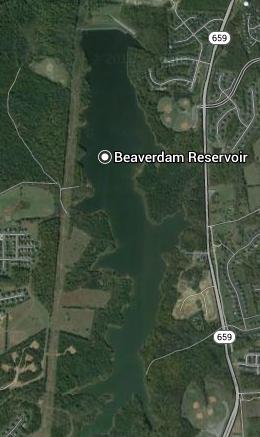 DC 2024 - Beaverdam Creek Reservoir