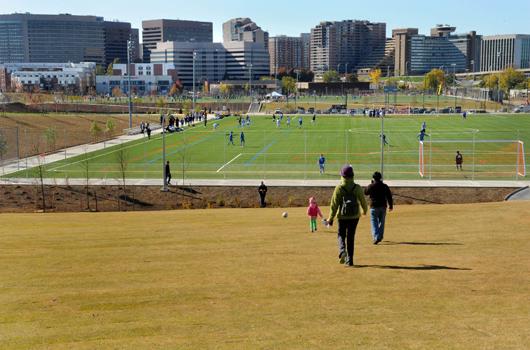 DC 2024 - long_bridge_park_arlington_county_soccer_field