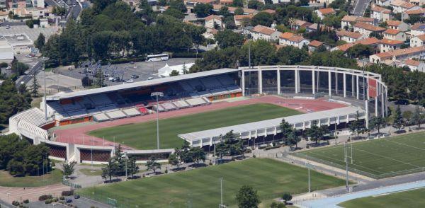 Parc des Sports et de l'Amitié - Narbonne