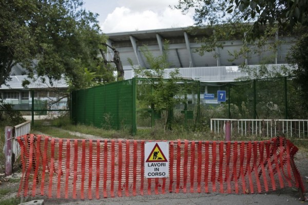 Stade Flaminio - abords