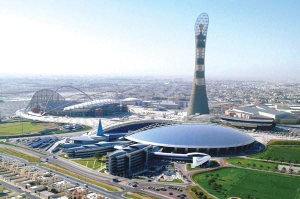 Doha - Aspire Zone