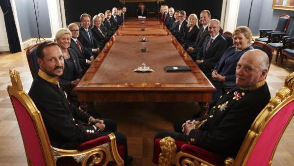 Gouvernement de Norvège