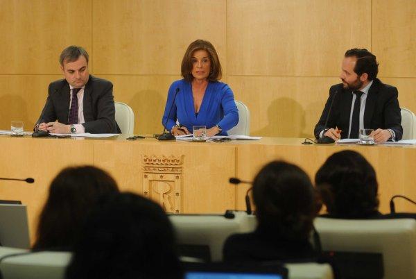 Maire de Madrid - Ana Botella