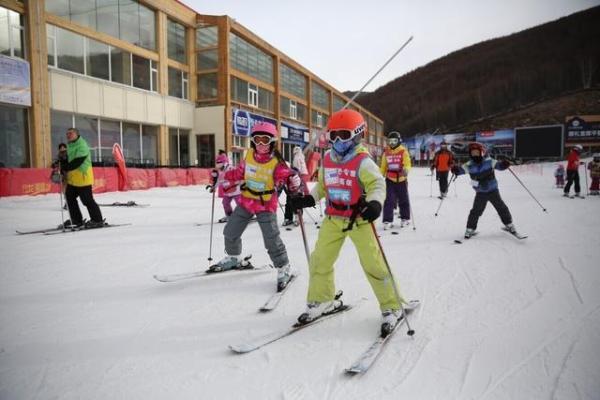 Pékin 2022 - jeunes skieurs