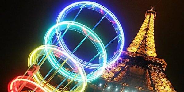 Paris 2012 - Tour Eiffel