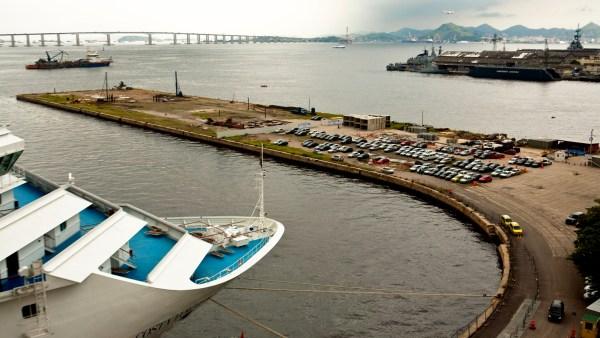 Rio - Musée de Demain - chantier 2010