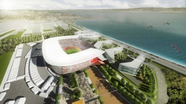 San Francisco 2024 - Stade Olympique