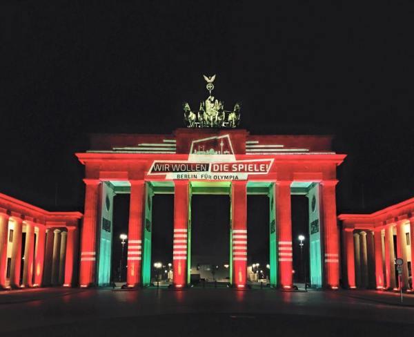 Berlin 2024 - promo - Porte de Brandebourg