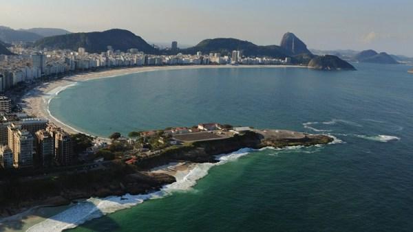 Rio 2016 - Fort de Copacabana