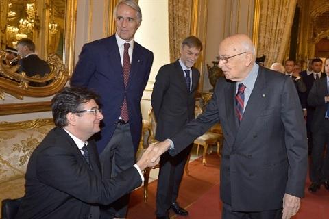 Rome 2024 - Président de la République