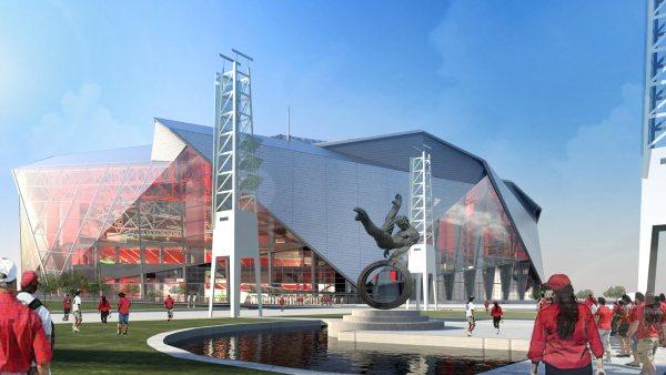 Atlanta - nouveau stade