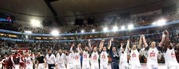 EDF handball 2015