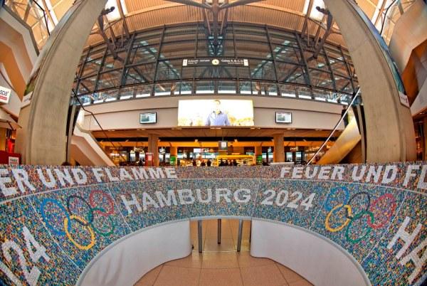 Stade miniature - Hambourg 2024